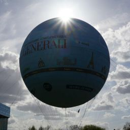 Ballon air de Paris -Parc André Citroën