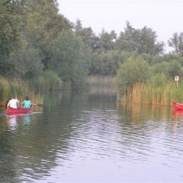 Ouder-kind weekend in de Biesbosch!